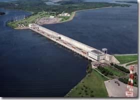 Moses Saunders Dam